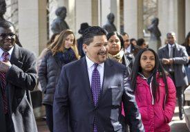2018 04 09 Bronx Community College Explorers Chancellor Photos by Argenis Apolinario